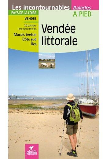 Vendée littorale 9782844663252  Chamina Guides de randonnées  Wandelgidsen Loire Atlantique, Charente, Vendée