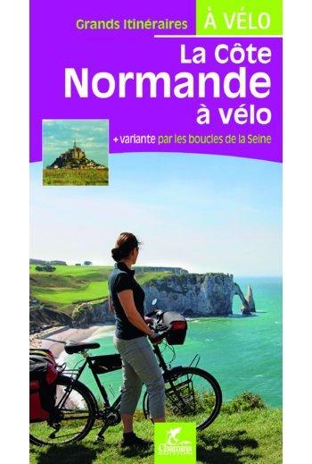 La Côte Normande à Vélo 9782844663986  Chamina Guides à Vélo  Fietsgidsen, Meerdaagse fietsvakanties Normandië