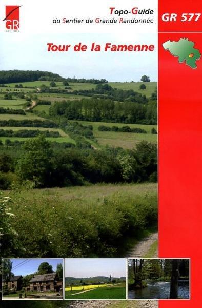 GR-577  Tour de la Famenne | wandelgids 9782930488141  Grote Routepaden Topoguides  Meerdaagse wandelroutes, Wandelgidsen Wallonië (Ardennen)