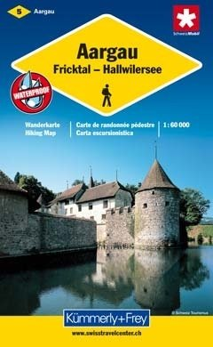 KFW-05  Oberaargau | wandelkaart / overzichtskaart 9783259008072  Kümmerly & Frey Wandelkaarten Zwitserland  Wandelkaarten Berner Oberland, Basel, Jura, Genève