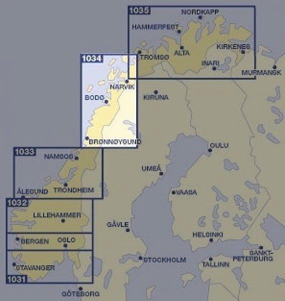 KFN-4  Midden-Noorwegen noord 1:400.000 9783259010341  Kümmerly & Frey Cappelens Kart  Landkaarten en wegenkaarten Noorwegen boven de Sognefjord
