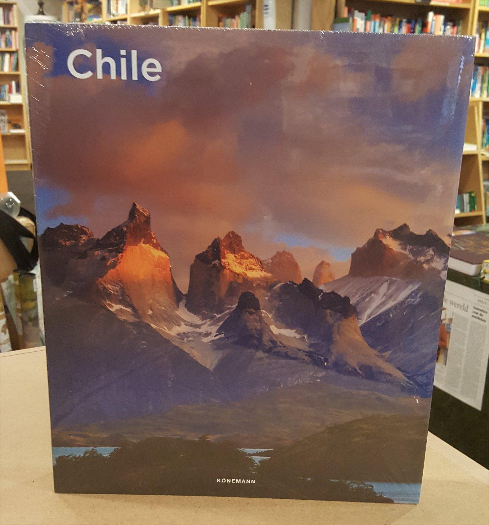 Chile | fotoboek Chili 9783741920196  Könemann   Fotoboeken Chili, Argentinië, Patagonië