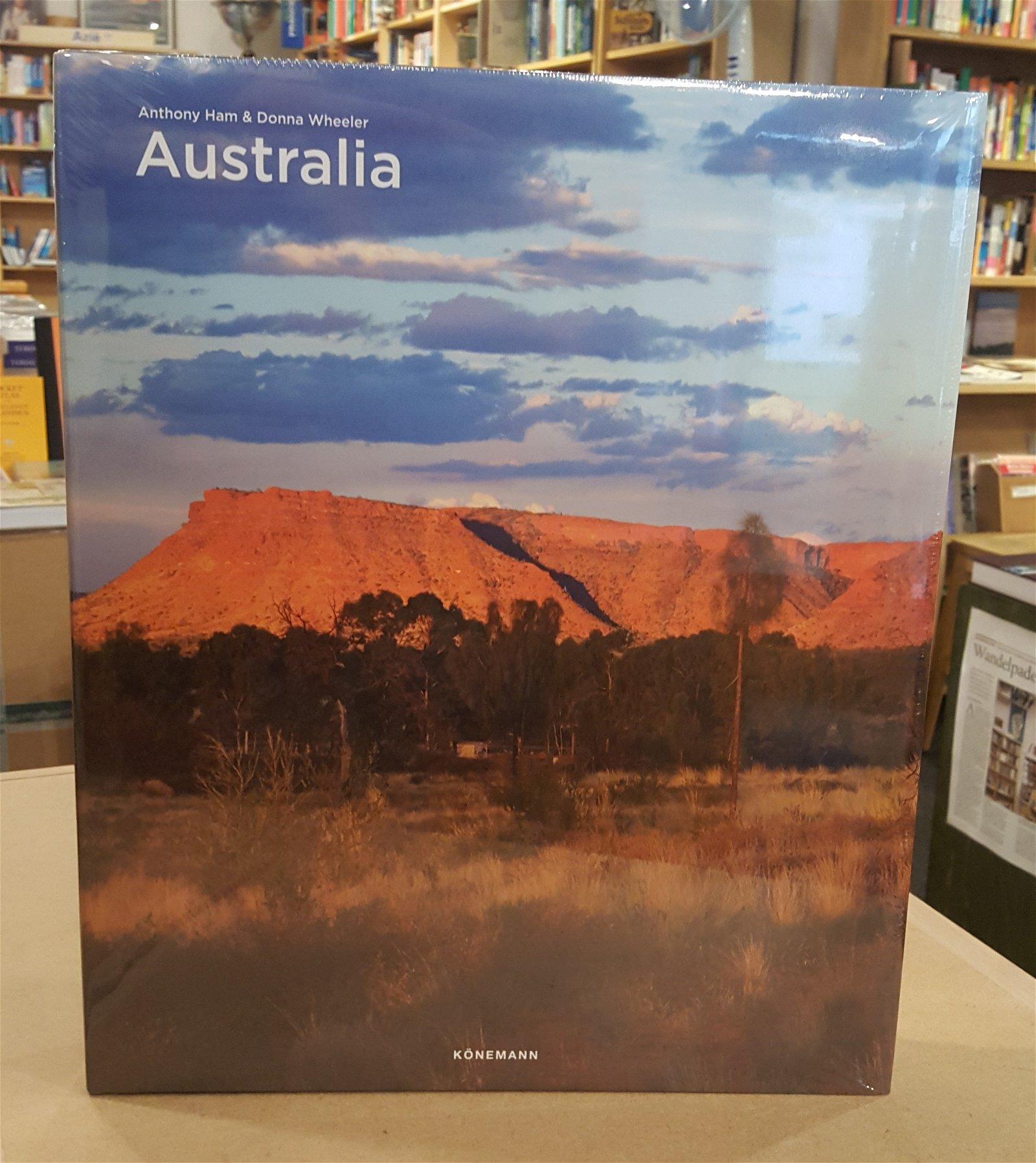 Australia | fotoboek Australië 9783741920370  Könemann   Fotoboeken Australië