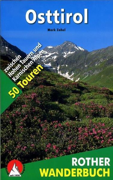 Osttirol 9783763330713  Bergverlag Rother Rother Wanderbuch  Wandelgidsen Salzburg, Karinthë, Tauern, Stiermarken