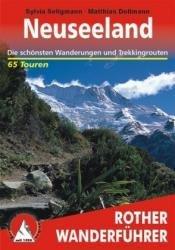 Neuseeland | Rother Wanderführer (wandelgids) 9783763343386  Bergverlag Rother RWG  Wandelgidsen Nieuw Zeeland