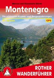 Montenegro | Rother Wanderführer (wandelgids) 9783763343584  Bergverlag Rother RWG  Wandelgidsen Servië, Bosnië-Hercegovina, Macedonië, Kosovo, Montenegro