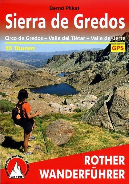 Sierra de Gredos | Rother Wanderführer (wandelgids) 9783763343812 Plikat,B Bergverlag Rother RWG  Wandelgidsen Castilië