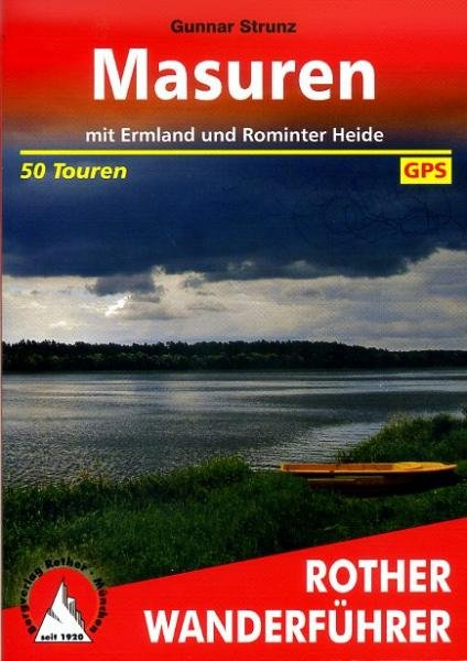 Masuren | Rother Wanderführer (wandelgids) 9783763344307  Bergverlag Rother RWG  Wandelgidsen Polen