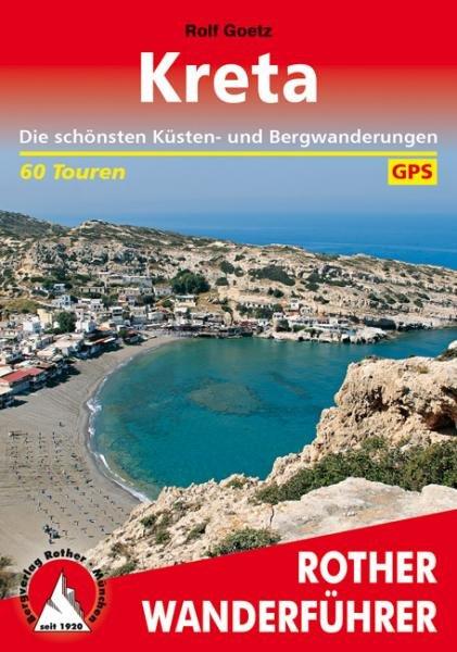 Kreta | Rother Wanderführer (wandelgids) 9783763344420  Bergverlag Rother RWG  Wandelgidsen Kreta