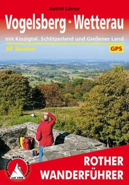 Vogelsberg | Rother Wanderführer (wandelgids) 9783763344543  Bergverlag Rother RWG  Wandelgidsen Noord- en Midden-Hessen, Kassel