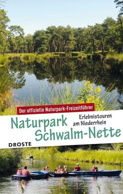 Naturpark Schwalm-Nette (wandel en fietsroutes) 9783770015900  Droste   Reisgidsen Noord- en Midden-Limburg