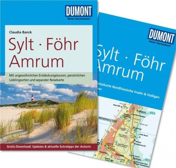 Sylt, Föhr, Amrum | Reise-Taschenbuch 9783770173853  Dumont Reise-Taschenbücher  Reisgidsen Schleswig-Holstein, Hamburg, Niedersachsen