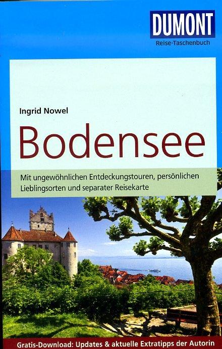 Bodensee | Reise-Taschenbuch 9783770174263  Dumont Reise-Taschenbücher  Reisgidsen Bodenmeer, Schwäbische Alb, Noordoost- en Centraal Zwitserland