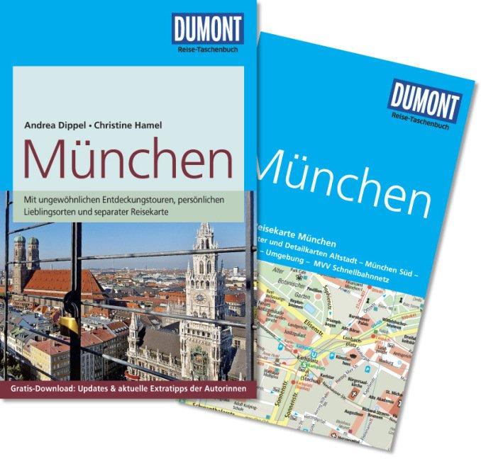 München | Reise-Taschenbuch 9783770174362  Dumont Reise-Taschenbücher  Reisgidsen München