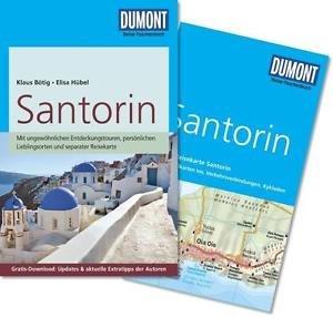 Santorini   Reise-Taschenbuch 9783770174409  Dumont Reise-Taschenbücher  Reisgidsen Egeïsche Eilanden
