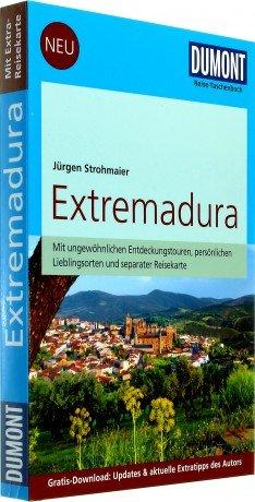Extremadura | Reise-Taschenbuch 9783770174515  Dumont Reise-Taschenbücher  Reisgidsen Extremadura