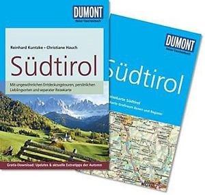 Südtirol   Reise-Taschenbuch 9783770174522  Dumont Reise-Taschenbücher  Reisgidsen Zuidtirol, Dolomieten, Friuli, Venetië, Emilia-Romagna