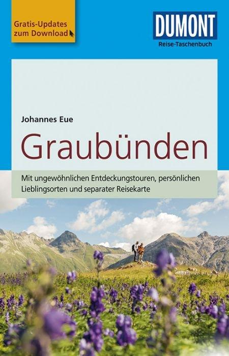 Graubünden | Reise-Taschenbuch 9783770175185  Dumont Reise-Taschenbücher  Reisgidsen Graubünden, Tessin
