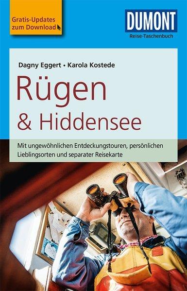 Rügen/Hiddensee | Reise-Taschenbuch 9783770175314  Dumont Reise-Taschenbücher  Reisgidsen Rügen