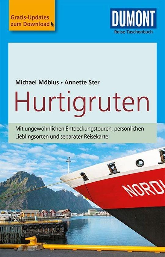 Hurtigruten | Reise-Taschenbuch 9783770175482  Dumont Reise-Taschenbücher  Reisgidsen Noorwegen