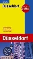 Düsseldorf (klein) 9783827901132  Falk Stadsplattegronden  Stadsplattegronden Niederrhein, Ruhrgebied, Keulen