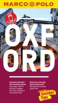 Oxford Marco Polo travel guide 9783829707930  Marco Polo MP travel guides  Reisgidsen Midlands, Cotswolds, Oxford