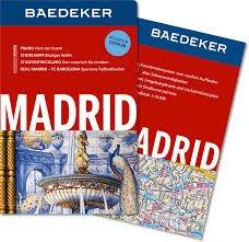 Madrid 9783829714181  Baedeker   Reisgidsen Madrid