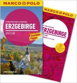 Marco Polo Erzgebirge/Vogtland (Duitstalig) 9783829724548  Marco Polo (D) MP reisgidsjes  Reisgidsen Erzgebirge, Elbsandsteingebirge, Lausitz