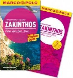 Marco Polo Zakinthos, Ithaki, Kefallonia, Lefkas (Duitstalig) 9783829726597  Marco Polo MP reisgidsjes  Reisgidsen Ionische Eilanden (Korfoe, Lefkas, etc.)