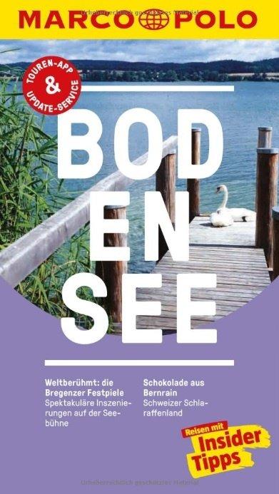 Marco Polo Bodensee (Duitstalig) 9783829727174  Marco Polo (D) MP reisgidsjes  Reisgidsen Bodenmeer, Schwäbische Alb