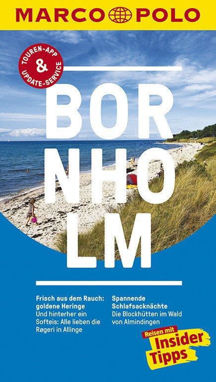 Marco Polo Bornholm (Duitstalig) 9783829727181  Marco Polo (D) MP reisgidsjes  Reisgidsen Denemarken