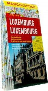 Luxemburg stadsplattegrond 1:10.000 / 15.000 9783829730631  Marco Polo (D) MP stadsplattegronden  Stadsplattegronden Luxemburg