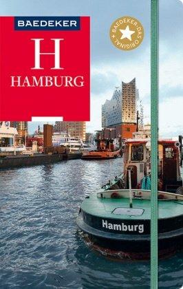 Baedeker Reiseführer Hamburg reisgids 9783829746069  Baedeker   Reisgidsen Schleswig-Holstein, Hamburg, Niedersachsen