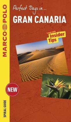 Marco Polo Gran Canaria 9783829755153  Marco Polo Spiral Guide  Reisgidsen Gran Canaria