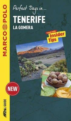 Marco Polo Tenerife & La Gomera 9783829755184  Marco Polo Spiral Guide  Reisgidsen Tenerife
