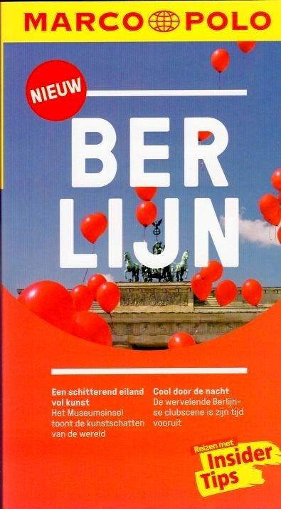 Marco Polo Berlijn 9783829756310  Marco Polo MP reisgidsjes  Reisgidsen Berlijn, Brandenburg