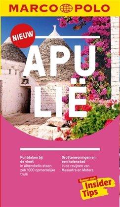 Marco Polo Apulië (Puglia) 9783829756419  Marco Polo MP reisgidsjes  Reisgidsen Napels en Zuid-Italië