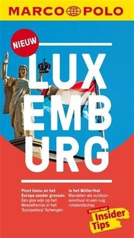 Marco Polo Luxemburg 9783829756488  Marco Polo MP reisgidsjes  Reisgidsen Luxemburg