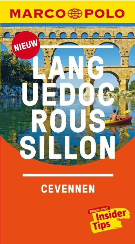 Marco Polo: Languedoc - Roussillon 9783829758116  Marco Polo MP reisgidsjes  Reisgidsen Languedoc, Hérault, Aude