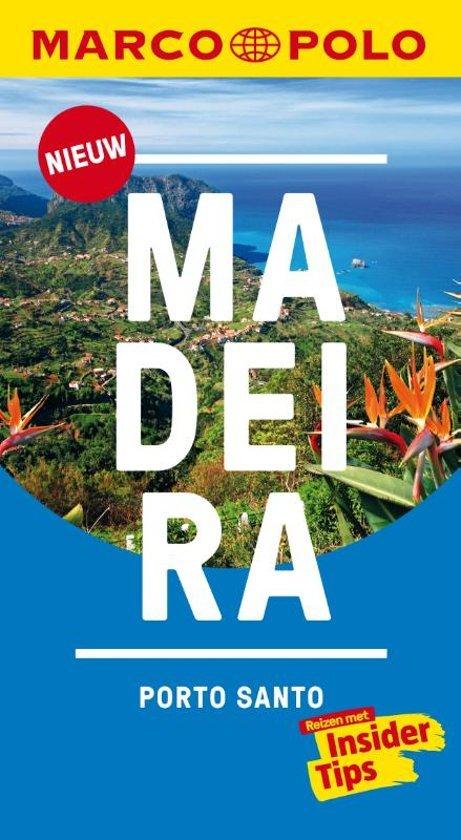 Marco Polo Madeira 9783829758123  Marco Polo MP reisgidsjes  Reisgidsen Madeira
