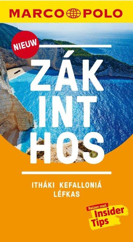 Marco Polo: Zakinthos, Ithaki, Kefallonia, Lefkas 9783829758130  Marco Polo MP reisgidsjes  Reisgidsen Ionische Eilanden (Korfoe, Lefkas, etc.)