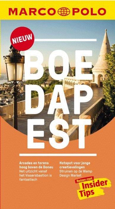 Marco Polo Boedapest 9783829758154  Marco Polo MP reisgidsjes  Reisgidsen Hongarije