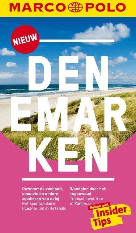 Marco Polo Denemarken 9783829758185  Marco Polo MP reisgidsjes  Reisgidsen Denemarken