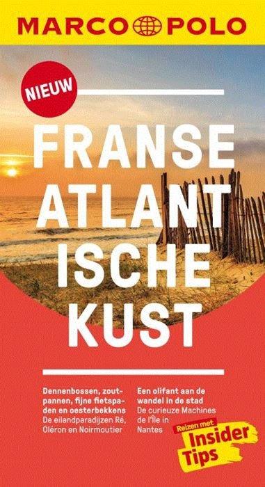 Marco Polo Franse Atlantische Kust 9783829758192  Marco Polo MP reisgidsjes  Reisgidsen Zuidwest-Frankrijk