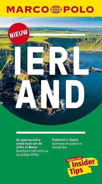 Marco Polo Ierland 9783829758208  Marco Polo MP reisgidsjes  Reisgidsen Ierland