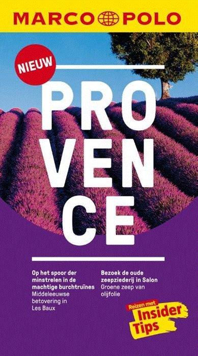 Marco Polo Provence 9783829758239  Marco Polo MP reisgidsjes  Reisgidsen