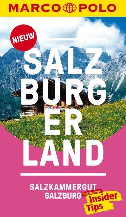 Marco Polo Salzburgerland & Salzkammergut 9783829758246  Marco Polo MP reisgidsjes  Reisgidsen Salzburg, Karinthë, Tauern, Stiermarken