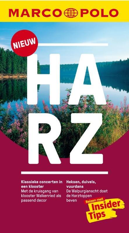 Marco Polo Harz (Nederlandstalig) 9783829758321  Marco Polo MP reisgidsjes  Reisgidsen Harz