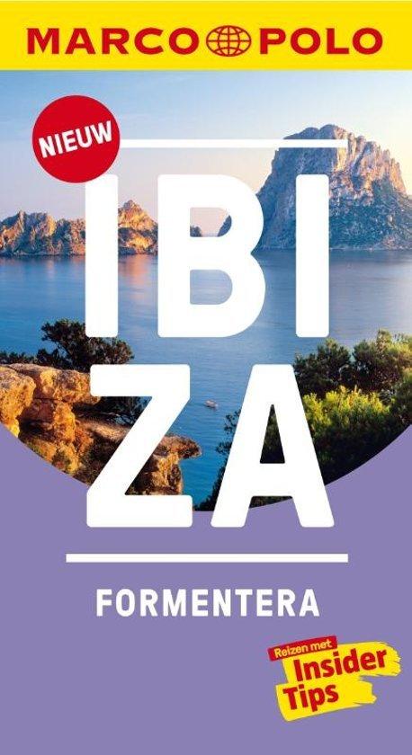 Marco Polo Ibiza en Formentera 9783829758338  Marco Polo MP reisgidsjes  Reisgidsen Ibiza