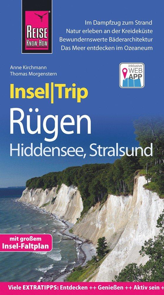 Reise Know-How InselTrip Rügen und Hiddensee, mit Stralsund 9783831727285  Reise Know-How   Reisgidsen Mecklenburg-Vorpommern, Rügen